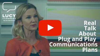 Plug and Play Strategic Communications Plans